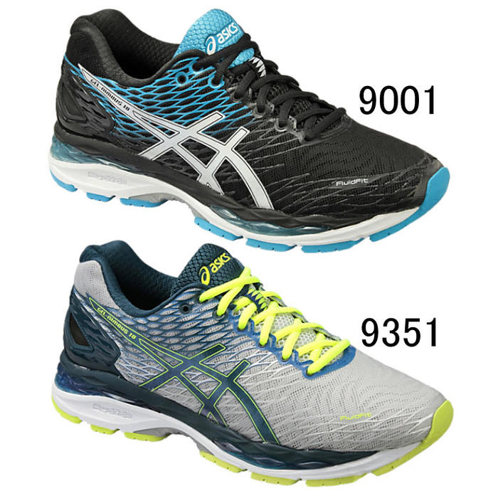 ASICS Gel Nimbus 18 men's running shoes Men