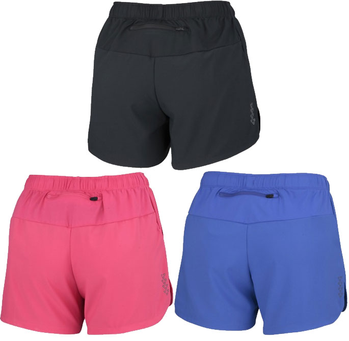 100% quality quarantee undefeated x cheapest price ASICS ASICs 4 IN SHORT running shorts ladies / girls athletics and running  equipment