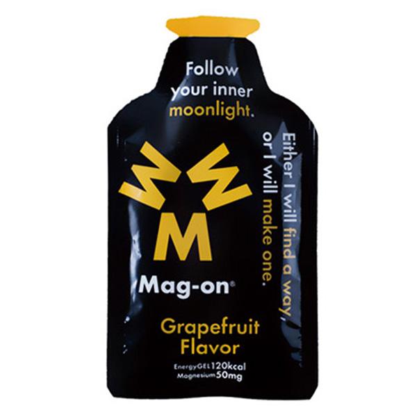 얼굴 선택 Mag-on 에너지 젤 자 몽 (육상 달리기 용품) 에너지 공급 식품 전체 마라톤 조깅