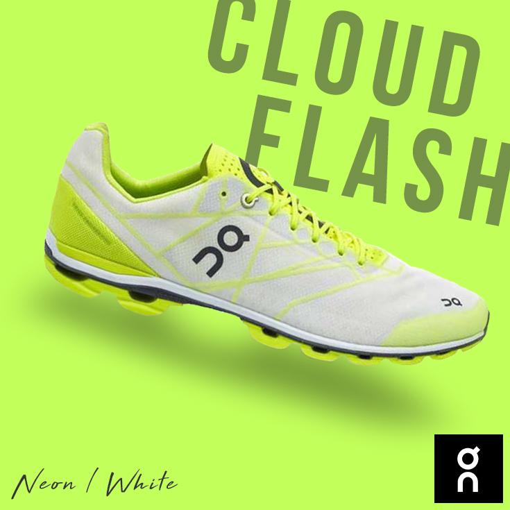 on オン Cloudflash クラウドフラッシュ ランニングシューズ メンズ/男性【168090m】陸上・ランニング用品 レーシングシューズ