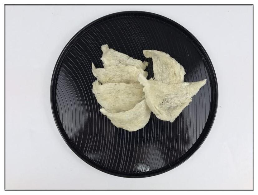 東洋ツバメの巣 インドネシア産 【三角燕】500g【天然燕の巣】