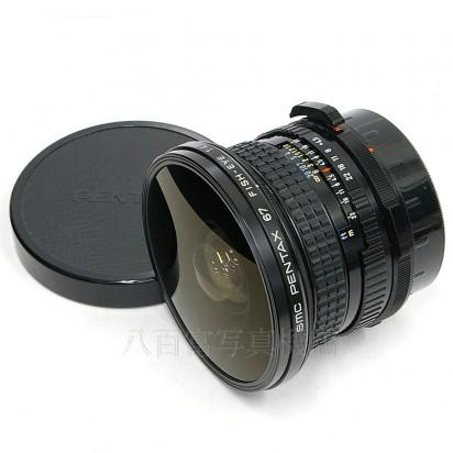 【中古】 SMC PENTAX 67 フィッシュアイ 35mm F4.5 ペンタックス FISH-EYE 中古レンズ 17701【カメラの八百富】【カメラ】【レンズ】