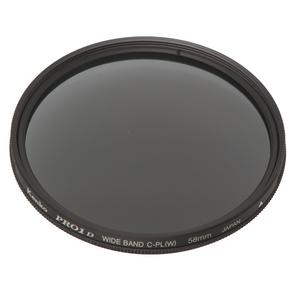 ケンコーPRO1 D ワイドバンド サーキュラーPL(W) 77mm [円偏光フィルター] Kenko【カメラの八百富】【レンズフィルター】