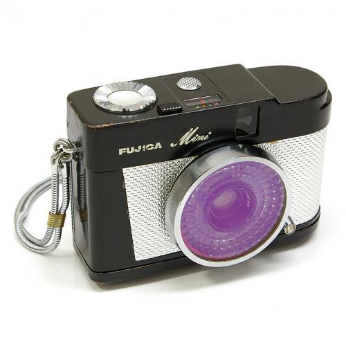 【中古】 フジ フジカ ミニ / FUJICA Mini 【中古カメラ】 R6187 【USED】【カメラ】【レンズ】【ハーフ】