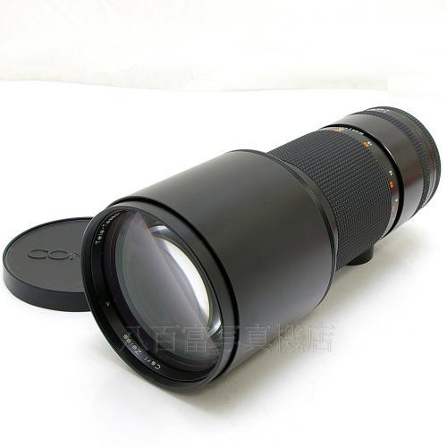 【中古】 コンタックス TELE Tessar T* 300mm F4 MM CONTAX 【中古レンズ】 10098 【USED】【カメラ】【レンズ】【テッサー】