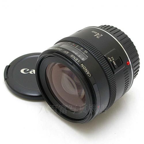 【中古】 キヤノン EF 24mm F2.8 Canon 【中古レンズ】 11422【USED】【カメラ】【レンズ】