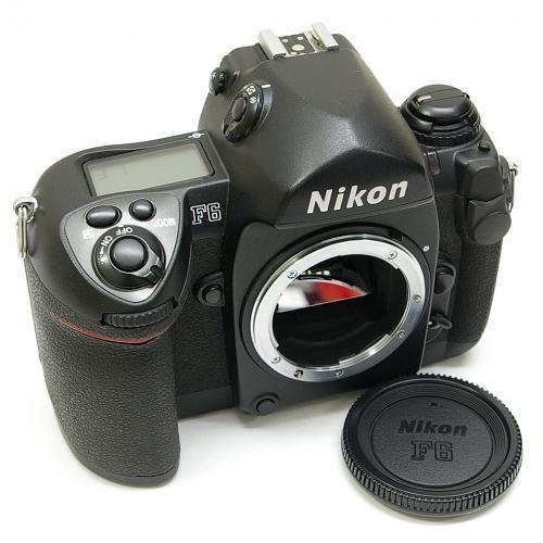 【中古】 ニコン F6 ボディ Nikon 【中古カメラ】 05373 【USED】【カメラ】【レンズ】