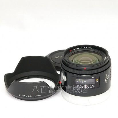 【中古】ミノルタ AF 24mm F2.8 型 中古レンズ 24328【カメラの八百富】【カメラ】【レンズ】
