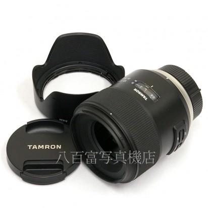 【中古】 タムロン SP 45mm F/1.8 Di VC USD F013N ニコンAF-s用 TAMRON 中古レンズ 24647【カメラの八百富】【カメラ】【レンズ】