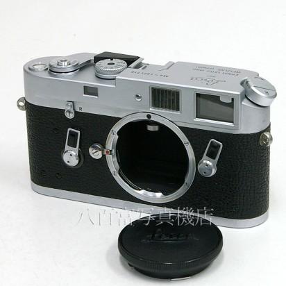 【中古】 ライカ M4 クローム ボディ Leica 中古カメラ 24712【カメラの八百富】【カメラ】【レンズ】