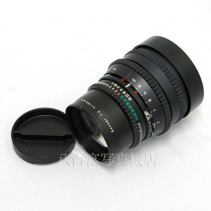 【中古】 ツァイス Sonnar C T* 150mm F4 ブラック ハッセル用 CarlZeiss 中古レンズ 24872【カメラの八百富】【カメラ】【レンズ】