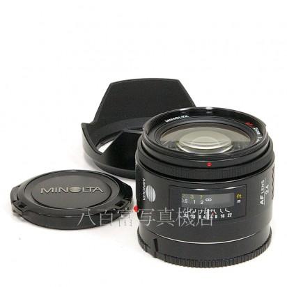 【中古】 MINOLTA/ミノルタ AF 24mm F2.8 型 中古レンズ 25143【カメラの八百富】【カメラ】【レンズ】