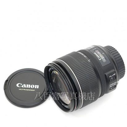 【中古】 キヤノン EF-S 15-85mm F3.5-5.6 IS USM Canon 中古レンズ 25283【カメラの八百富】【カメラ】【レンズ】