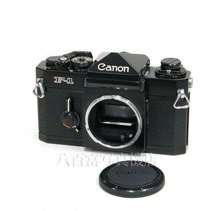 【中古】 キヤノン F-1 ボディ 後期モデル Canon 中古カメラ K3170【カメラの八百富】【カメラ】【レンズ】