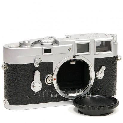 【中古】 ライカ M3 クローム ボディ Leica 中古カメラ K2694【カメラの八百富】【カメラ】【レンズ】