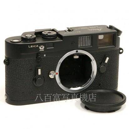 【中古】 ライカ M4 ブラッククローム 50周年記念モデル Leica 中古カメラ 21495【カメラの八百富】【カメラ】【レンズ】