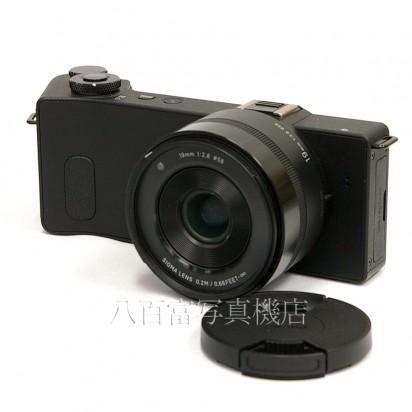 【中古】 シグマ dp1 Quattro SIGMA クアトロ 中古カメラ 25507【カメラの八百富】【カメラ】【レンズ】