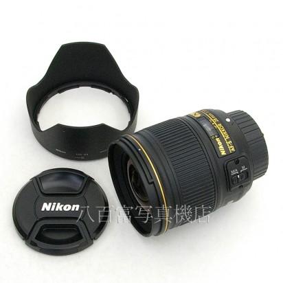 【中古】 ニコン AF-S NIKKOR 28mm F1.8G Nikon ニッコール 中古レンズ 26208【カメラの八百富】【カメラ】【レンズ】