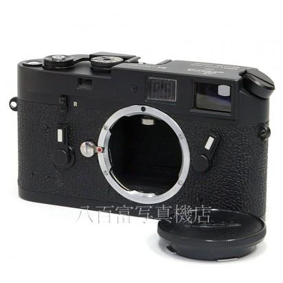 【中古】 ライカ M4 ブラッククローム ボディ Leica 中古カメラ 27291【カメラの八百富】【カメラ】【レンズ】