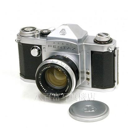 【中古】 アサヒペンタックス AP 58mmF2 セット ASAHI PENTAX 中古カメラ K3203【カメラの八百富】【カメラ】【レンズ】