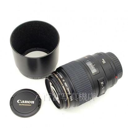 【中古】 キヤノン EF MACRO 100mm F2.8 USM Canon マクロ 中古レンズ 28004【カメラの八百富】【カメラ】【レンズ】
