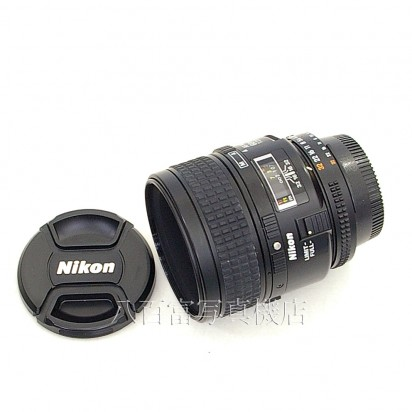 【中古】 ニコン AF Micro Nikkor 60mm F2.8D Nikon / マイクロニッコール 中古レンズ 27507【カメラの八百富】【カメラ】【レンズ】