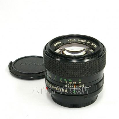 【中古】 キヤノン New FD 50mm F1.2 Canon 中古レンズ 28162【カメラの八百富】【カメラ】【レンズ】