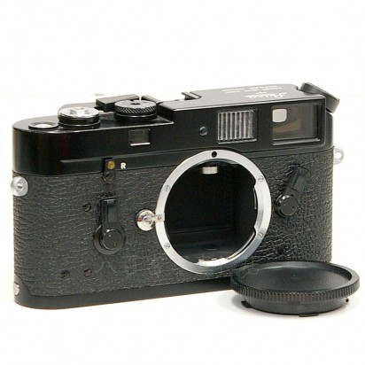 【中古】 ライカ M4 ブラックペイント ボディ Leica 中古カメラ K1490【カメラの八百富】【カメラ】【レンズ】