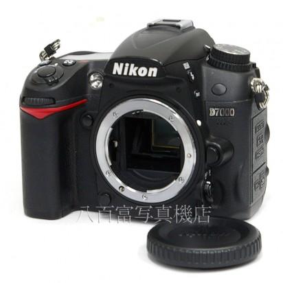【中古】 ニコン D7000 ボディ Nikon 中古カメラ 28659【カメラの八百富】【カメラ】【レンズ】