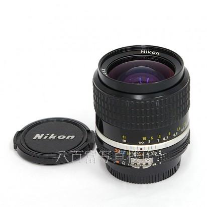 【中古】 ニコン Ai Nikkor 28mm F2S Nikon ニッコール 中古レンズ 29223【カメラの八百富】【カメラ】【レンズ】