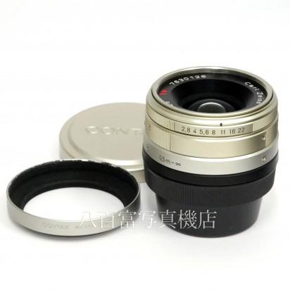 【中古】 コンタックス Biogon T* 28mm F2.8 GG-1・GK-51 セット Gシリーズ用 CONTAX 中古レンズ 25313【カメラの八百富】【カメラ】【レンズ】