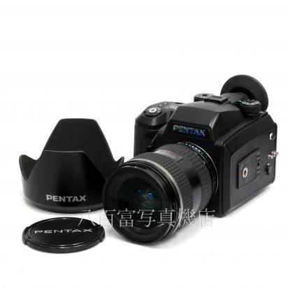 【中古】 ペンタックス 645NII FA45-85mm F4.5 SET PENTAX 中古カメラ 30882【カメラの八百富】【カメラ】【レンズ】