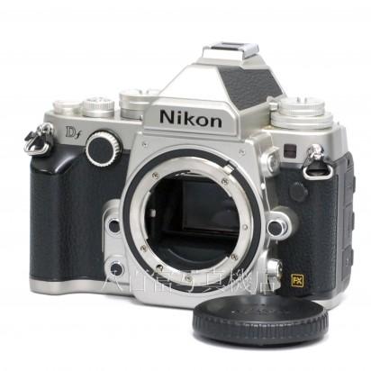 【中古】 ニコン Df ボディ シルバー Nikon 中古カメラ 31030【カメラの八百富】【カメラ】【レンズ】