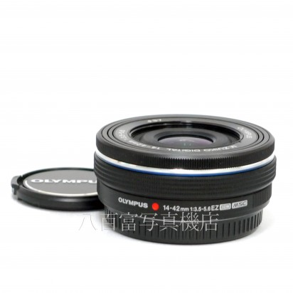 【中古】 オリンパス M.ZUIKO DIGITAL ED 14-42mm F3.5-5.6 EZ ブラック OLYMPUS 中古レンズ 31161【カメラの八百富】【カメラ】【レンズ】