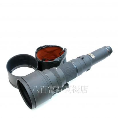 【中古】 ニコン Ai ED Nikkor 800mm F5.6S NEW Nikon ニッコール 中古レンズ 32387【カメラの八百富】【カメラ】【レンズ】