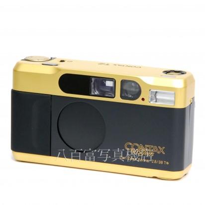 【中古】 CONTAX T2 ゴールド 60周年記念モデル コンタックス 中古カメラ 33136【カメラの八百富】【カメラ】【レンズ】