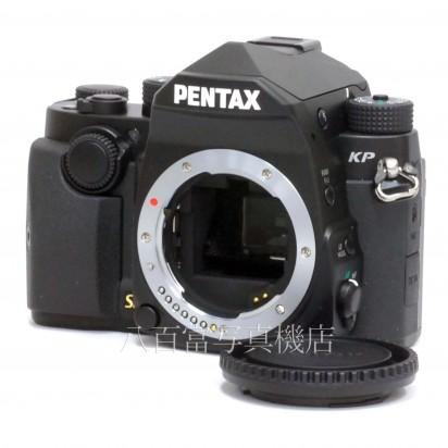 【中古】 ペンタックス KP ボディ ブラック PENTAX 中古カメラ 33075【カメラの八百富】【カメラ】【レンズ】