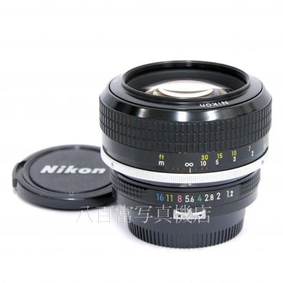 【中古】 ニコン New Nikkor 55mm F1.2 Nikon ニッコール 中古レンズ 33182【カメラの八百富】【カメラ】【レンズ】