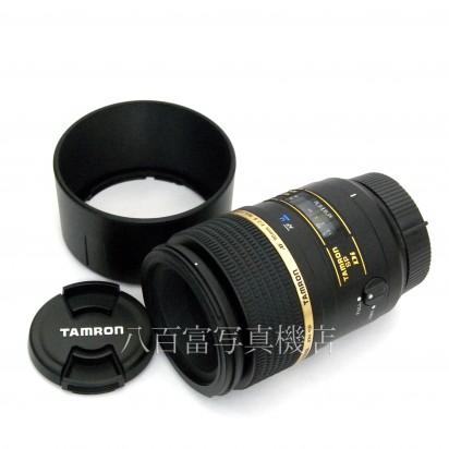 【中古】 タムロン SP AF MACRO 90mm F2.8 Di 272EN ニコンAF用 TAMRON マクロ 33611【カメラの八百富】【カメラ】【レンズ】