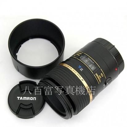 【中古】 タムロン SP AF MACRO 90mm F2.8 Di 272E キャノンEOS用 TAMRON マクロ 中古レンズ 33999【カメラの八百富】【カメラ】【レンズ】