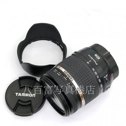 【中古】 タムロン 18-270mm F3.5-6.3 DiII VC PZD B008E キヤノンEOS用 TAMRON 中古レンズ 34000【カメラの八百富】【カメラ】【レンズ】