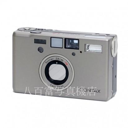 【中古】 コンタックス T3 チタンカラー CONTAX 中古カメラ 33122【カメラの八百富】【カメラ】【レンズ】