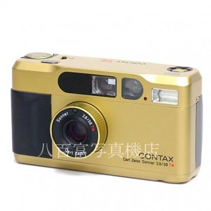 【中古】 コンタックス T2 ゴールド CONTAX 中古カメラ 33583【カメラの八百富】【カメラ】【レンズ】