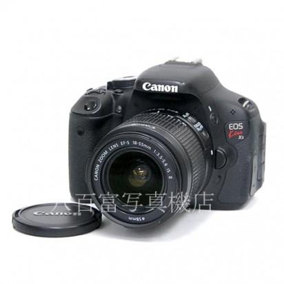 【中古】 キヤノン EOS Kiss X5 18-55 IS セット Canon 中古カメラ 34271【カメラの八百富】【カメラ】【レンズ】