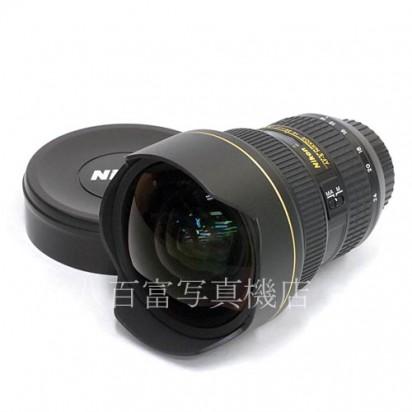 【中古】 ニコン AF-S NIKKOR 14-24mm F2.8G ED Nikon / ニッコール 中古レンズ 34256【カメラの八百富】【カメラ】【レンズ】
