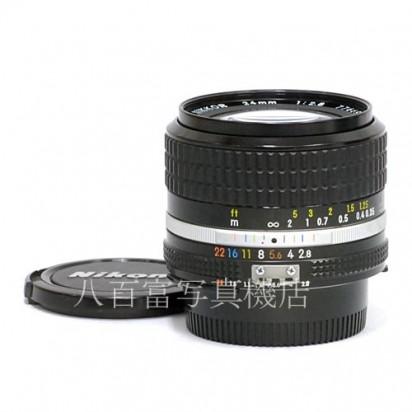 【中古】 ニコン Ai Nikkor 24mm F2.8S Nikon ニッコール 中古レンズ 34269【カメラの八百富】【カメラ】【レンズ】