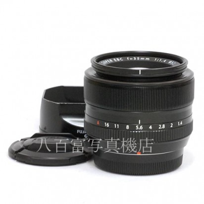 【中古】 富士フイルム FUJINON XF 35mm F1.4 R FUJIFILM フジノン 中古レンズ 34324【カメラの八百富】【カメラ】【レンズ】