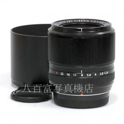 【中古】 フジ FUJINON XF 60mm F2.4 R Macro フジノン 中古レンズ 34323【カメラの八百富】【カメラ】【レンズ】