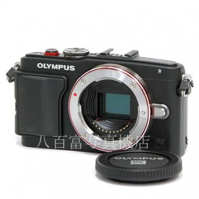 【中古】 オリンパス PEN Lite E-PL6 ボディー ブラック OLYMPUS ペンライト 中古カメラ 34419【カメラの八百富】【カメラ】【レンズ】