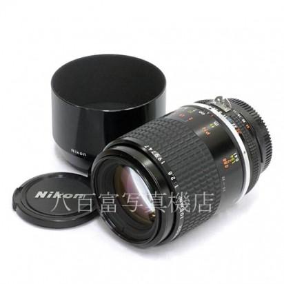 【中古】 ニコン Ai Micro Nikkor 105mm F2.8S Nikon / マイクロニッコール 中古レンズ 34417【カメラの八百富】【カメラ】【レンズ】